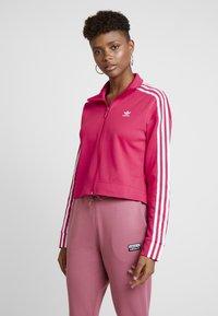 adidas Originals - TRACKTOP - Veste de survêtement - energy pink - 0