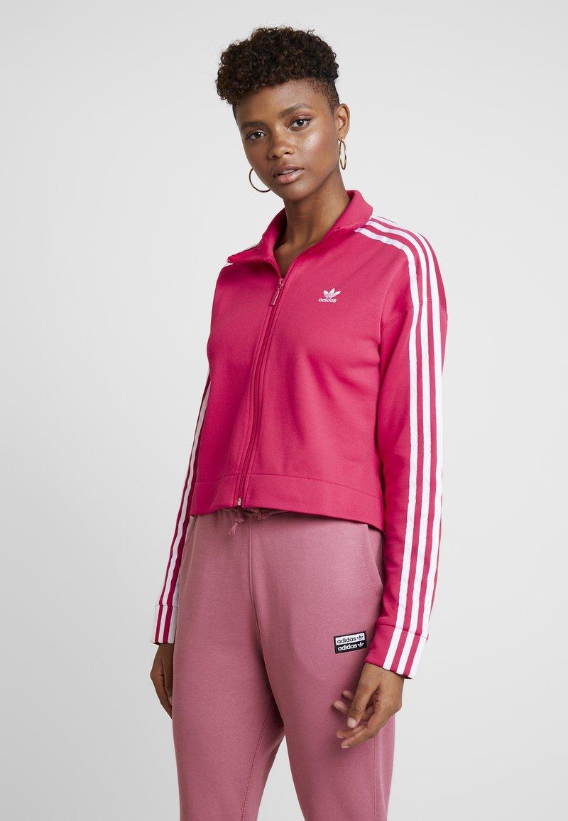 adidas Originals - TRACKTOP - Veste de survêtement - energy pink