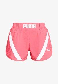 Puma - STUDIO CLASH ACTIVE SHORTS - Sports shorts - rapture rose - 4