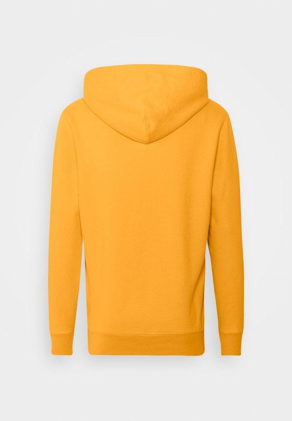 Levi's® NEW ORIGINAL HOODIE - Bluza z kapturem - yellows/oranges/żÓłty Odzież Męska BDTH