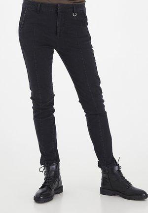 PZCLARA  - Jeans Skinny Fit - black denim