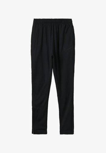 DRY - Tracksuit bottoms - black