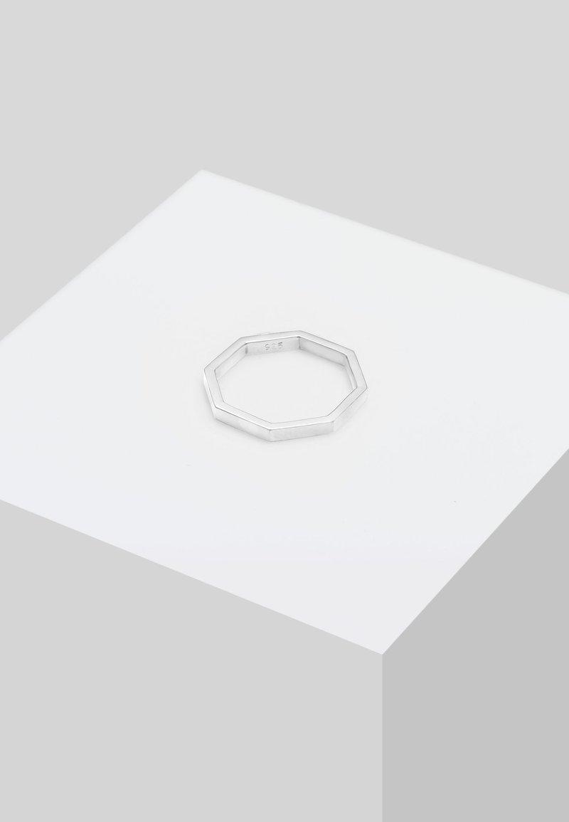 Elli - PINKY  - Prsten - silver
