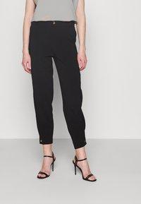 JDY - JDYPEN PANT  - Pantalones - black - 0