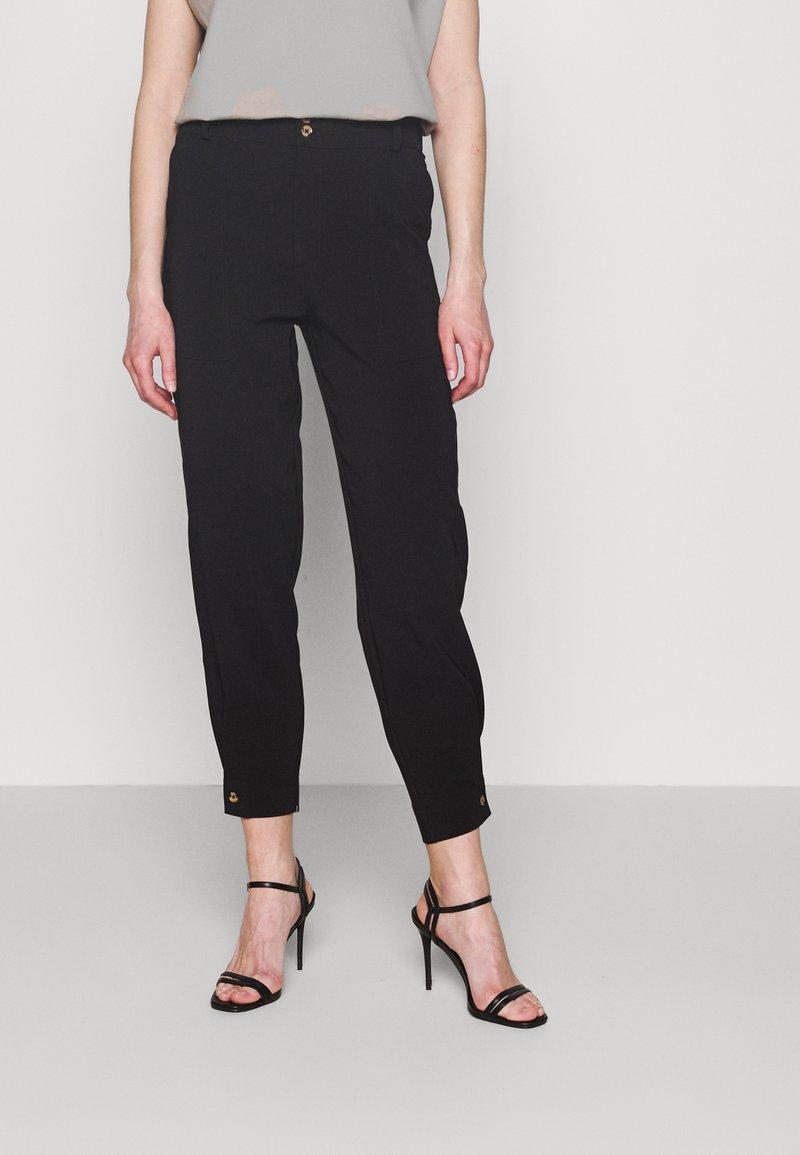 JDY - JDYPEN PANT  - Pantalones - black