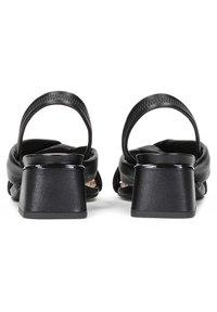Kazar - MARNIE - Sandals - black - 5
