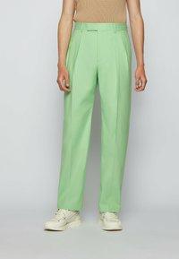BOSS - 2 PIECE SET - Suit - open green - 3