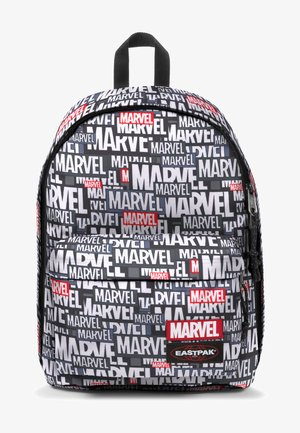OUT OF OFFICE  - Rucksack - marvel black