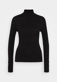 Anna Field Petite - Stickad tröja - black - 3