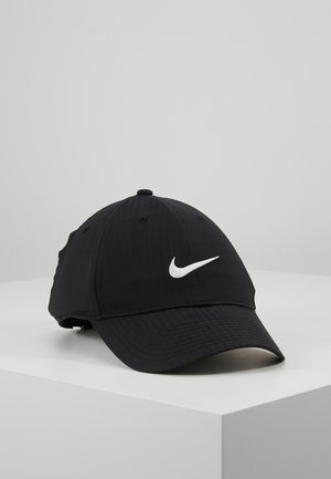 TECH - Cap - black/anthracite/white