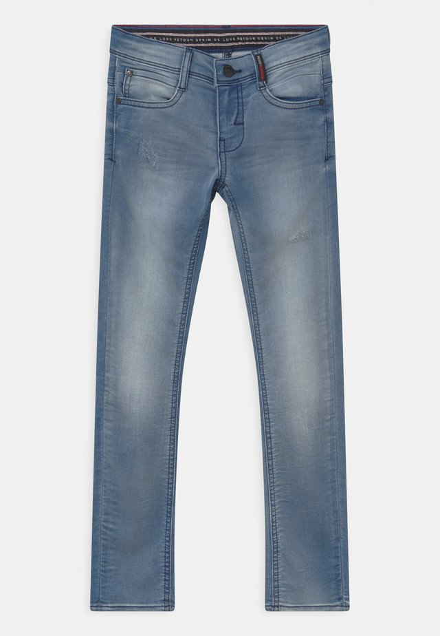 LUIGI - Jeans Skinny Fit - light blue denim