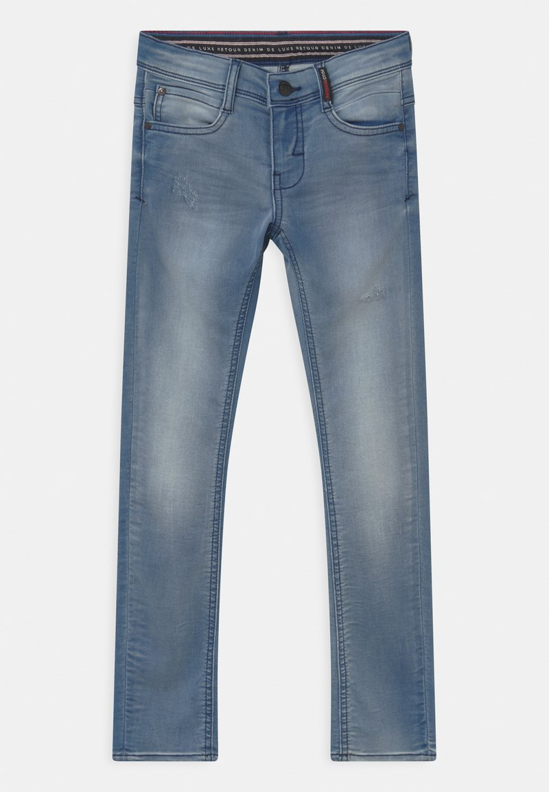 Retour Jeans - LUIGI - Jeans Skinny Fit - light blue denim