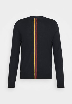 GENTS CREW NECK - Jumper - navy