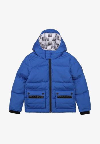 Winter jacket - bleu royal