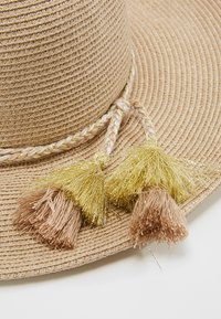 Seafolly - SHADY LADY COLLAPSIBLE FEDORA - Hat - gold - 5