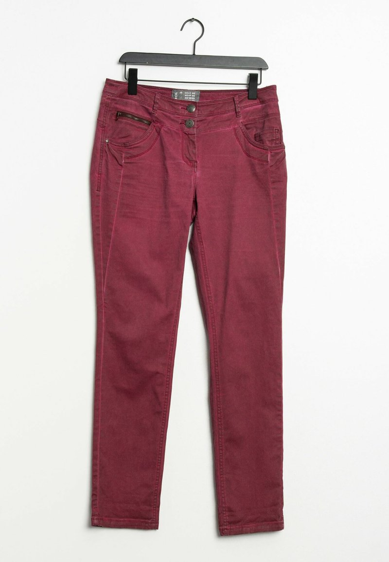 Cecil - Trousers - pink