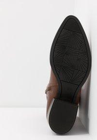 Marco Tozzi - Boots - cognac antic - 6