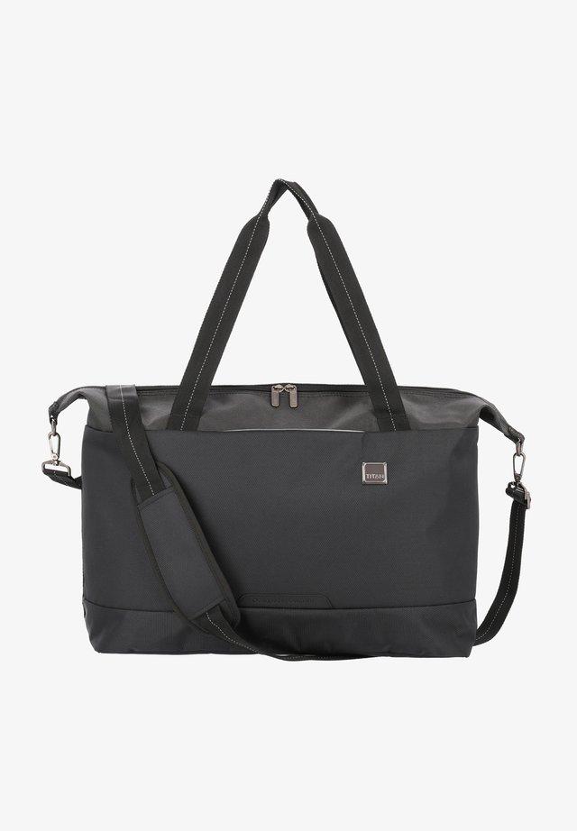 PRIME - Weekend bag - black