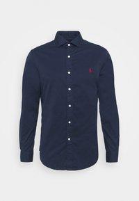 Formal shirt - cruise navy