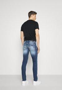 Armani Exchange - Jeans slim fit - indigo denim - 2