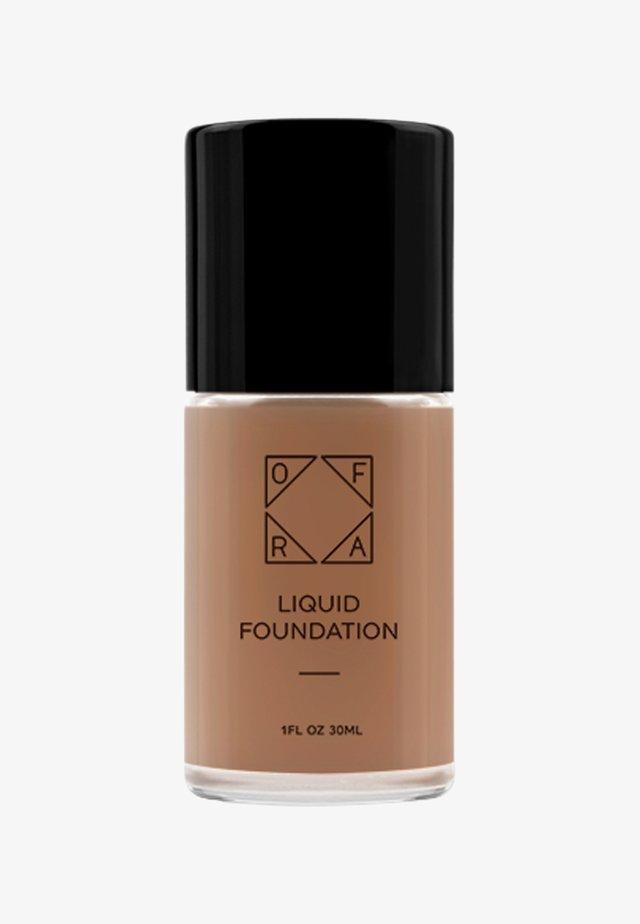 LIQUID FOUNDATION - Foundation - mahogany