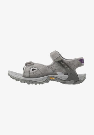 KAHUNA 4 STRAP - Walking sandals - grey