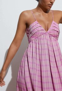OYSHO - Day dress - pink - 2