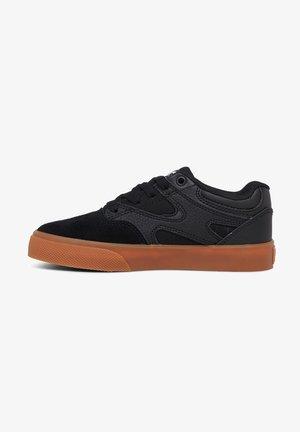 KALIS VULC - Sneakers laag - black/gum