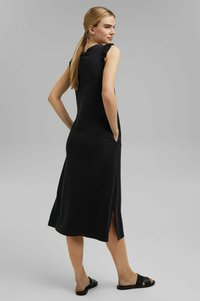 Esprit - Day dress - black - 1