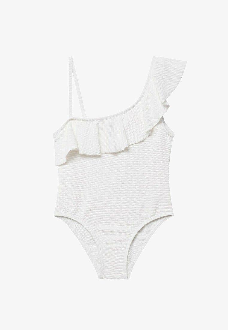 Mango - Swimsuit - wit
