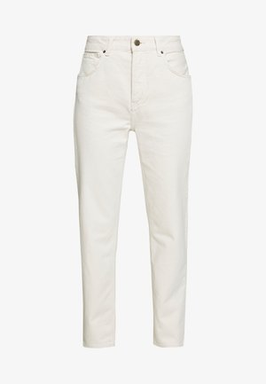 SNOPDOG - Jeans straight leg - ecru