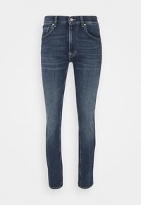 LEON - Slim fit jeans - medium blue