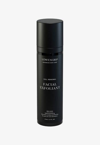 ADVANCED SKIN CARE - CELL RENEWAL FACIAL EXFOLIANT 75ML - Face scrub - -