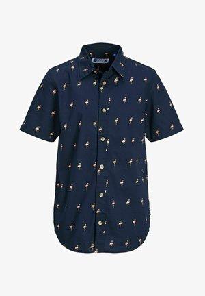 KURZAR - Shirt - navy blazer