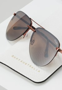QUAY AUSTRALIA - QUAYXJLO THE PLAYA - Sonnenbrille - bronze-coloured - 2