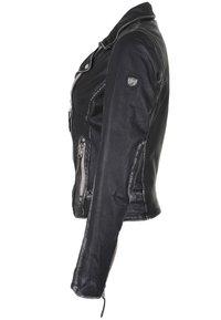 Gipsy - PGG LULV - Kožená bunda - black - 2