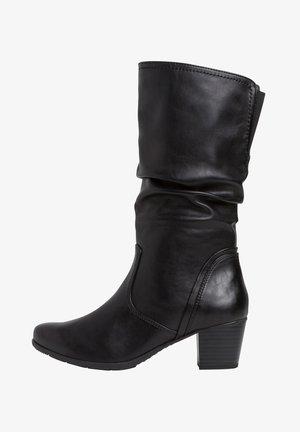 STIEFEL - Boots - black