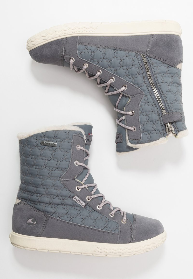 Viking - ZIP II GTX - Winter boots - darkgrey