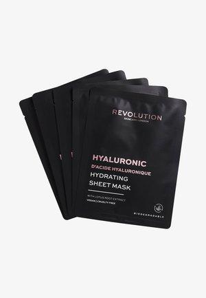 BIODEGRADABLE HYDRATING HYALURONIC ACID SHEET MASK - Kit skincare - -