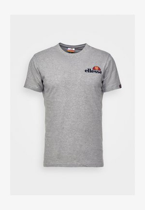 VOODOO - Camiseta estampada - grey marl
