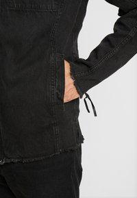 Be Edgy - OSCAR - Leichte Jacke - black used - 3
