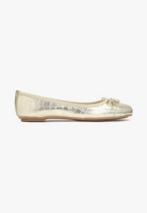 KATIE - Ballet pumps - gold