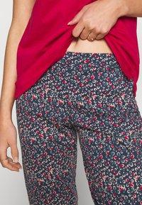 Schiesser - SET - Pyjamas - fuchsia - 4
