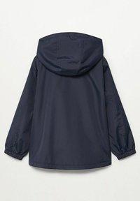 Mango - CHICAGO - Summer jacket - bleu marine foncé - 1