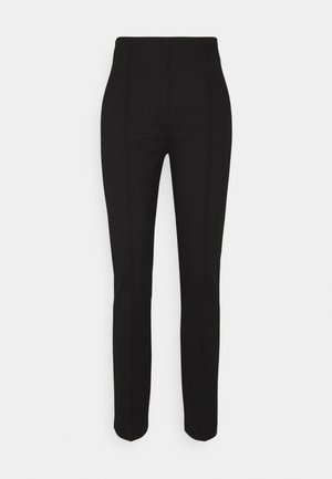 KALLAN PANTS - Trousers - black
