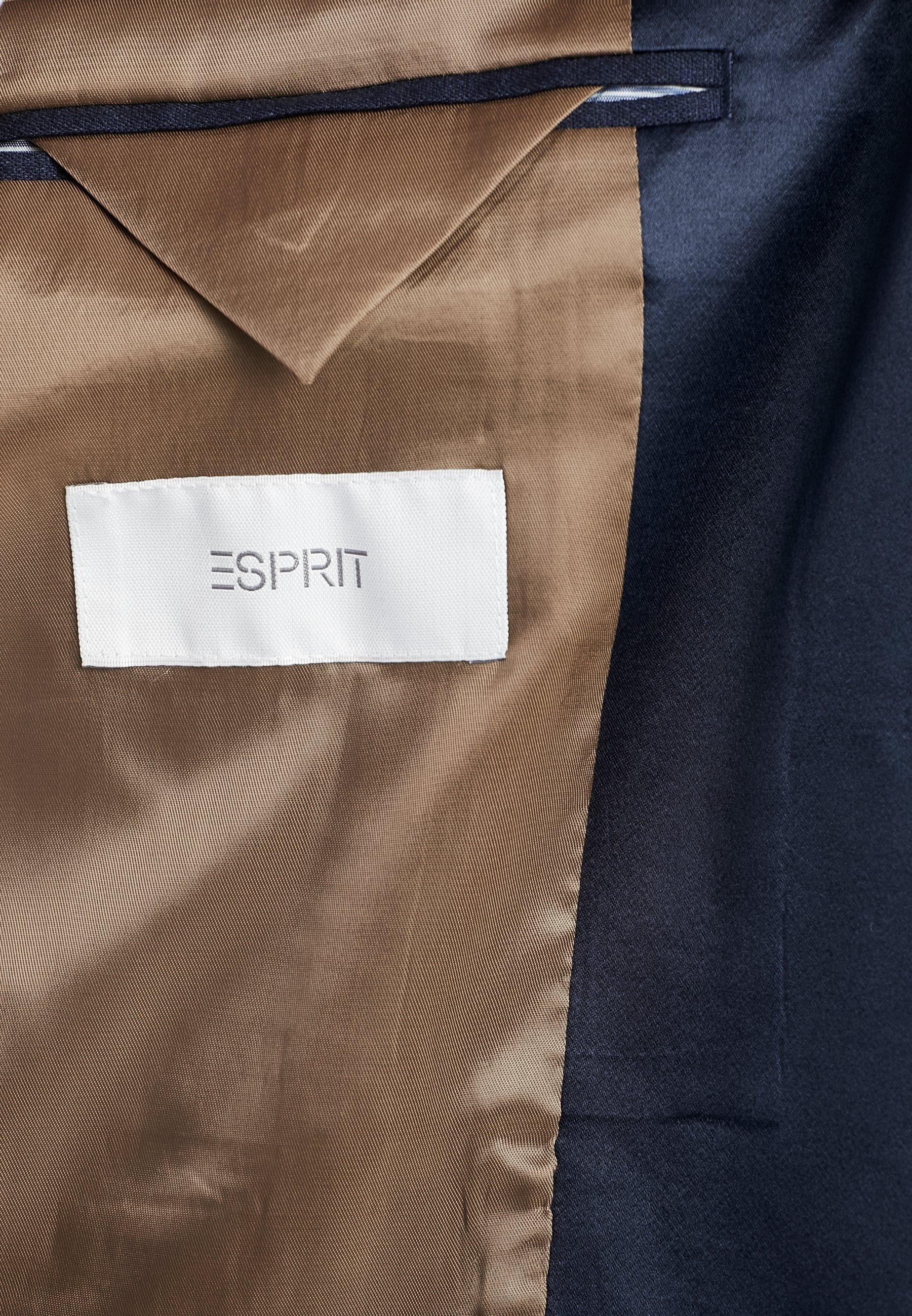 Alhaisen Hinnan Myynti Miesten vaatteet Sarja dfKJIUp97454sfGHYHD Esprit Collection SMOKING Puku navy