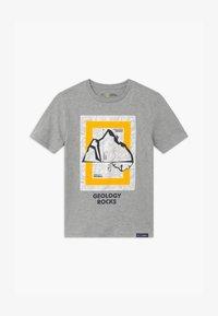 GAP - BOYS NATIONAL GEOGRAPHIC - T-shirt print - grey - 0