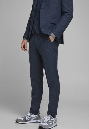 Suit trousers - dark navy