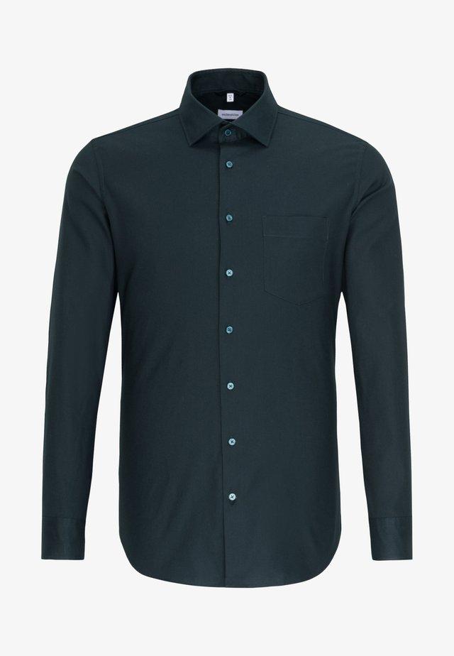 REGULAR - Koszula - grün