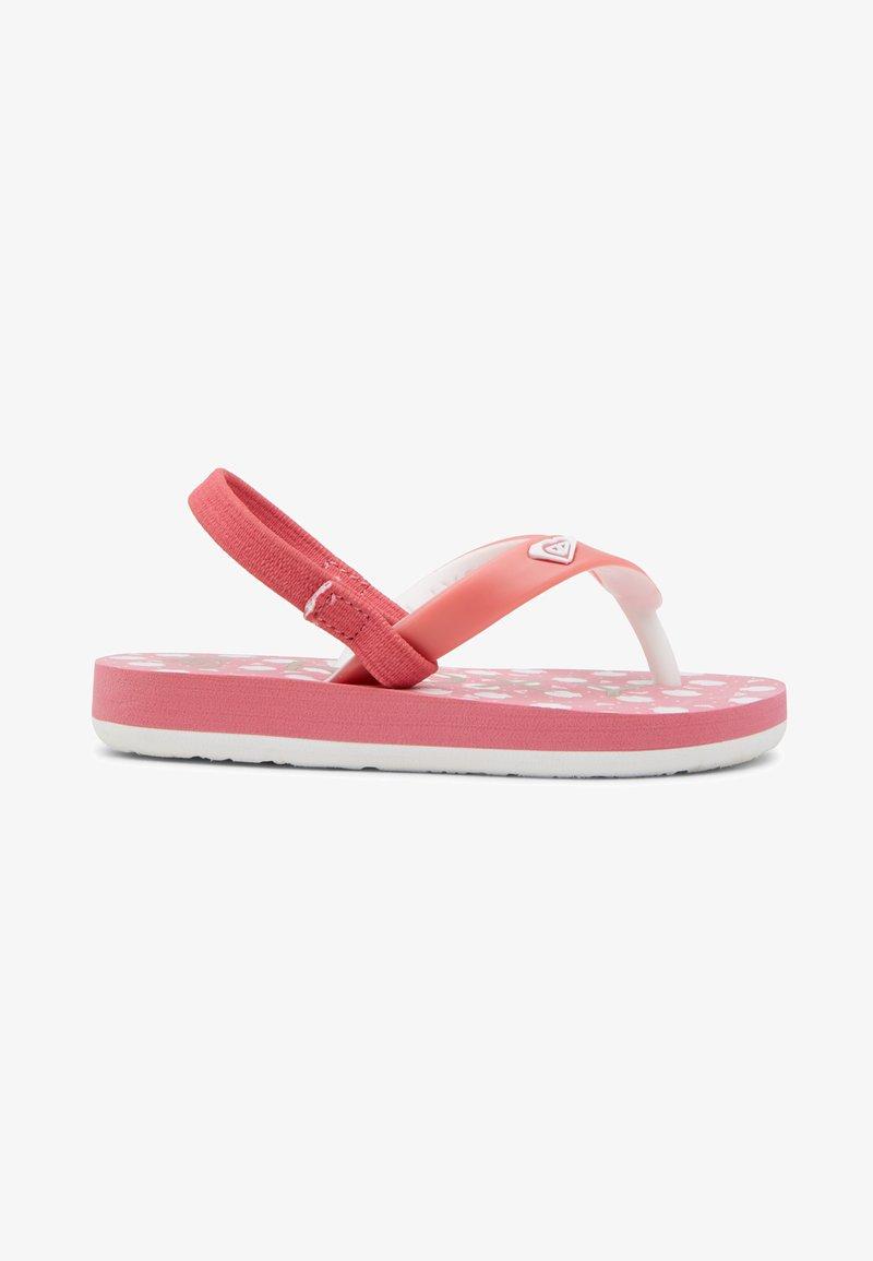Roxy - TAHITI VI - T-bar sandals - bright rose